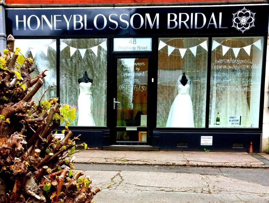Honeyblossom Bridal boutique - Edited