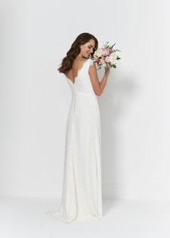 So Sassi Bianca lace wedding dress