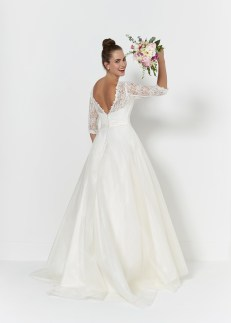 So Sassi Connie wedding dress with sleeves