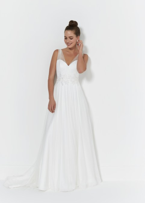 So Sassi Libby ivory wedding dress