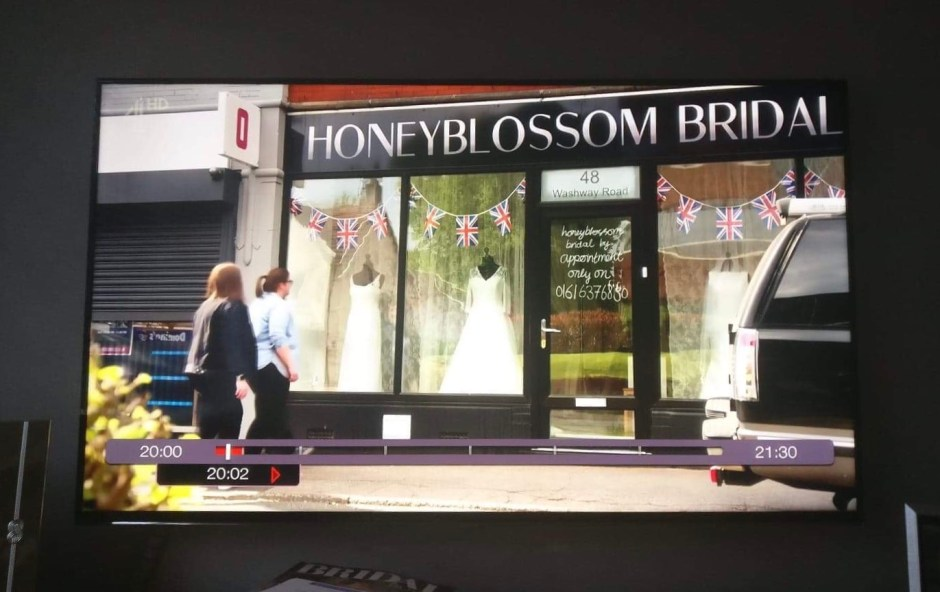 Honeyblossom Bridal boutique Location Location Location