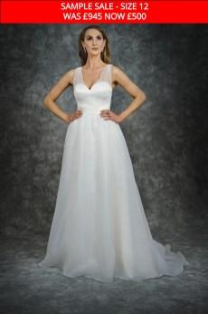 Catherine Parry 1604 bridal gown sale