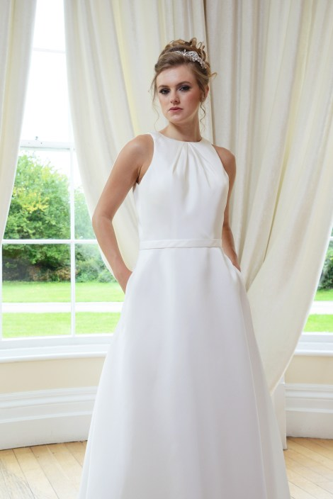 Catherine Parry Cate wedding gown