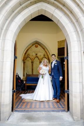 Real bride Charlotte