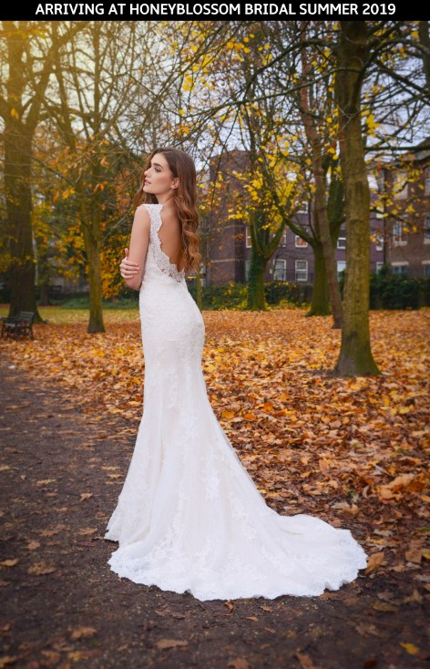 Catherine Parry Cerys bridal dress coming soon to Honeyblossom Bridal