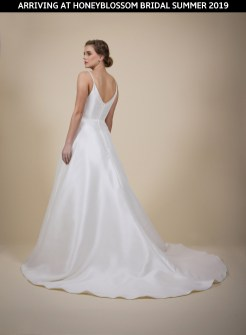 Catherine Parry Tania wedding gown coming soon to Honeyblossom Bridal