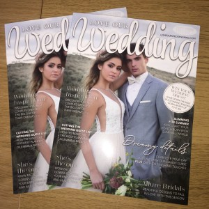 Free wedding magazine