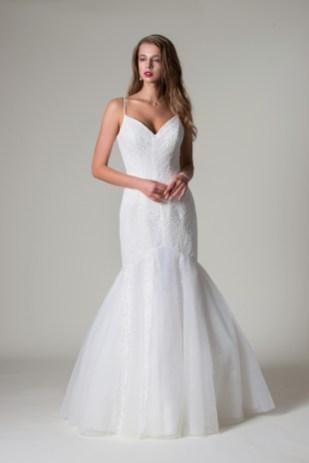 MiaMia Santana wedding dress at Honeyblossom Bridal