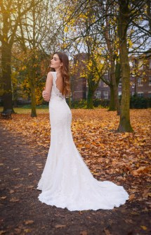 Catherine Parry Cerys bridal gown