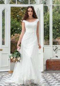 Freda Bennet Luna bridal gown