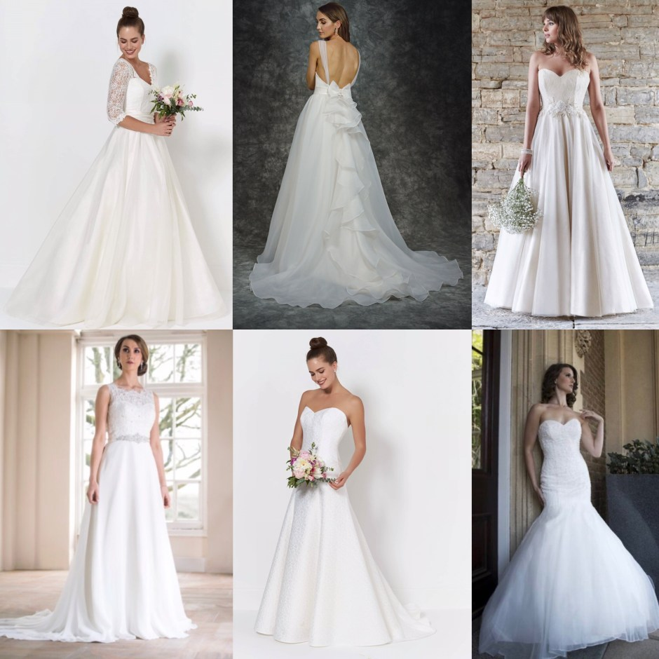 Wedding dress sample sale - all bridal gowns £500