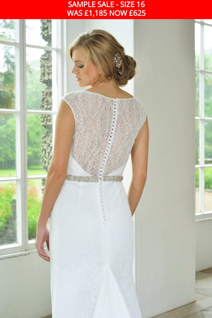Catherine-Parry-1712-wedding-dress-back-sample-sale