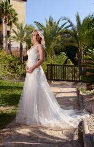 GAIA Zara wedding gown