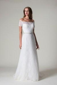 MiaMia Kallista wedding dress at Honeyblossom Bridal