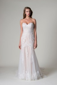 MiaMia Paulina wedding gown at Honeyblossom Bridal