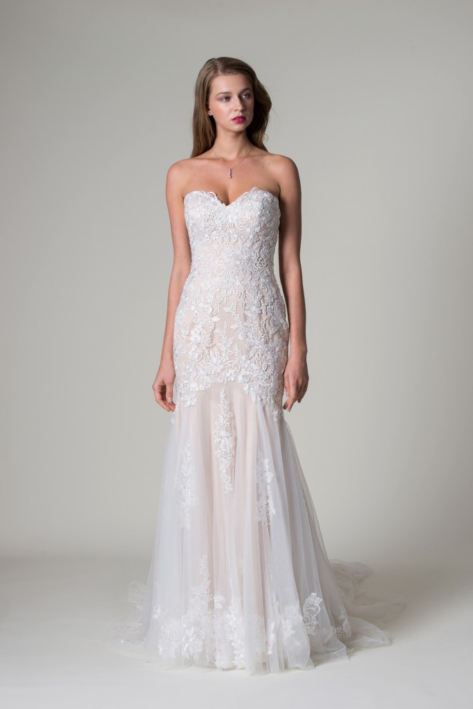 MiaMia Paulina wedding gown at Honeyblossom Bridal