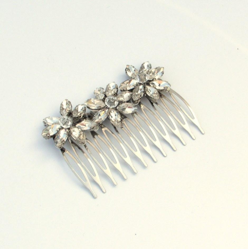 Rachel Chaprunne wedding haircomb - Aria