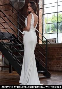 Freda Bennet Hope wedding dress arriving soon to Honeyblossom Bridal