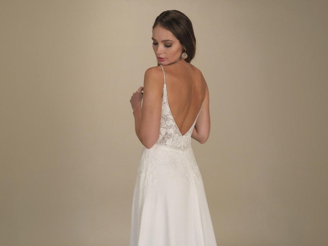 GAIA Capri wedding dress