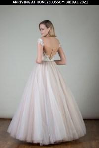 MiaMia Ashlyn bridal dress arriving soon to Honeyblossom Bridal