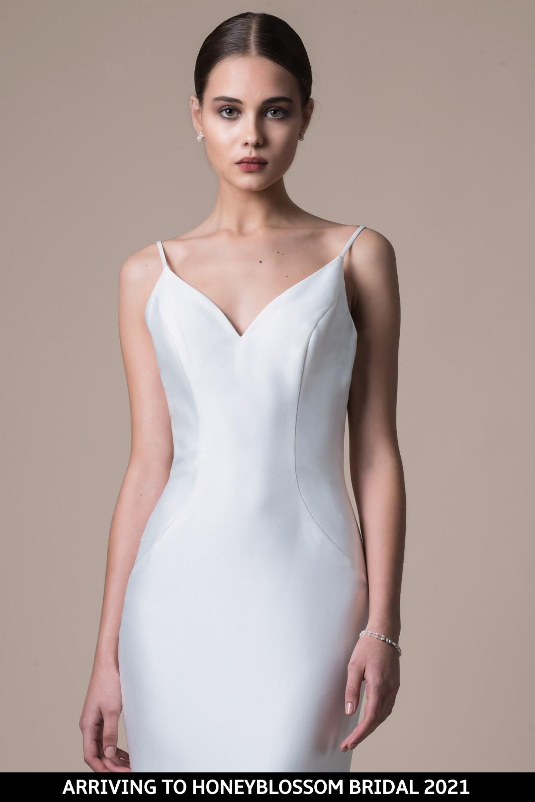 MiaMia Mariah bridal dress arriving soon to Honeyblossom Bridal
