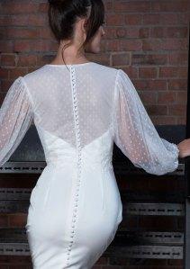 Freda Bennet Marcie wedding dress