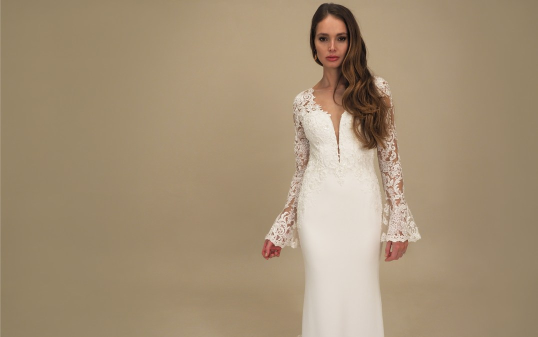 GAIA Levanto bridal gown