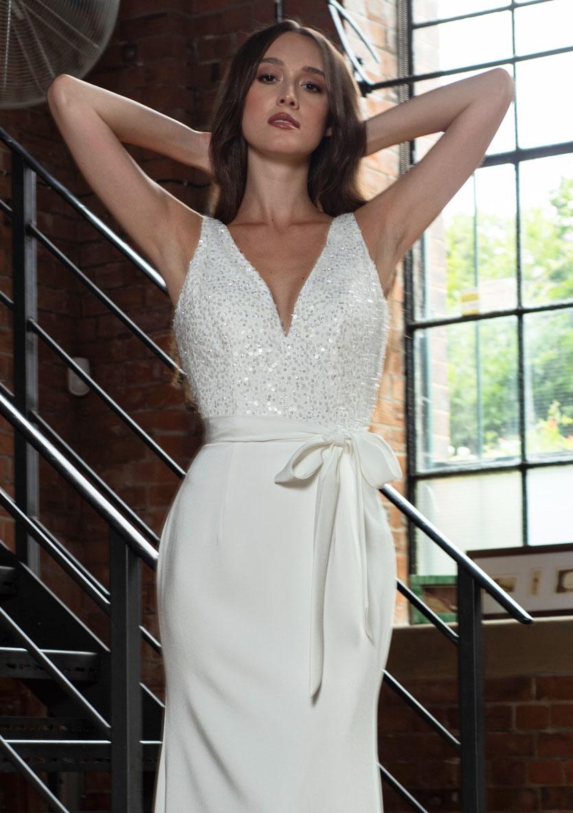 Freda Bennet Hope bridal dress