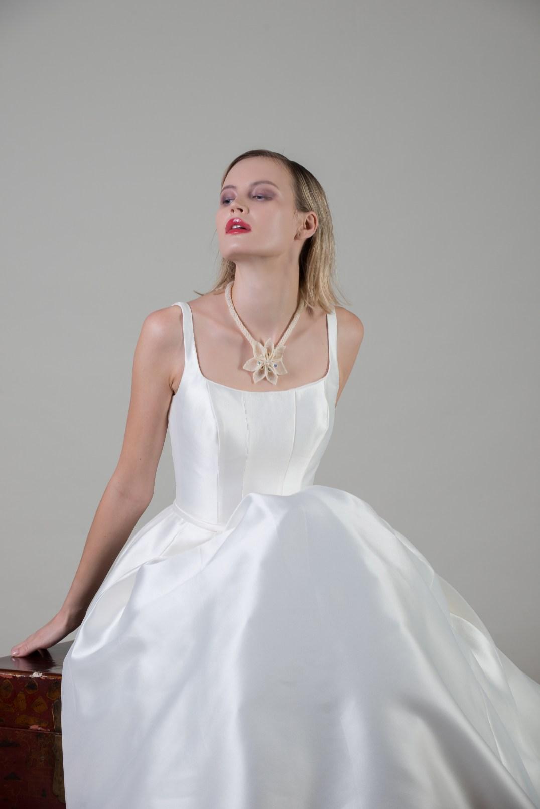 MiaMia Bologna bridal dress