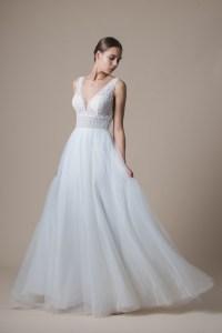 MiaMia McKenzie wedding gown