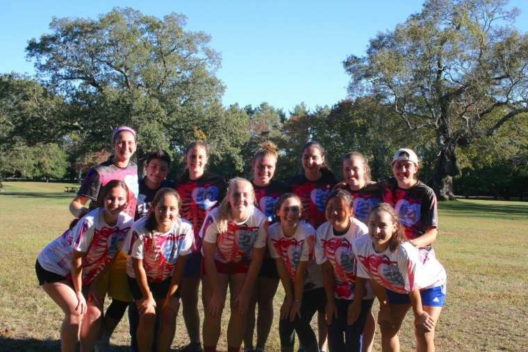 Hartford Womens Frisbee Team