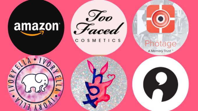 Brand Collabs / Product Exchanges Portfolio honeybunnytwee