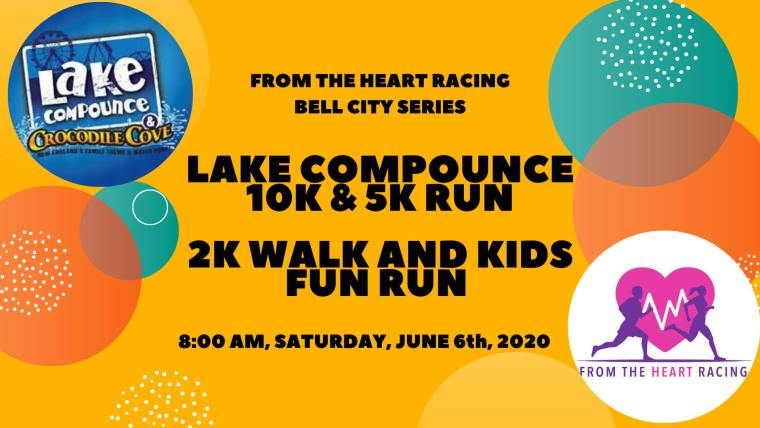 Lake Compounce 10k & 5k Run, 2k Walk and Kids Fun Run