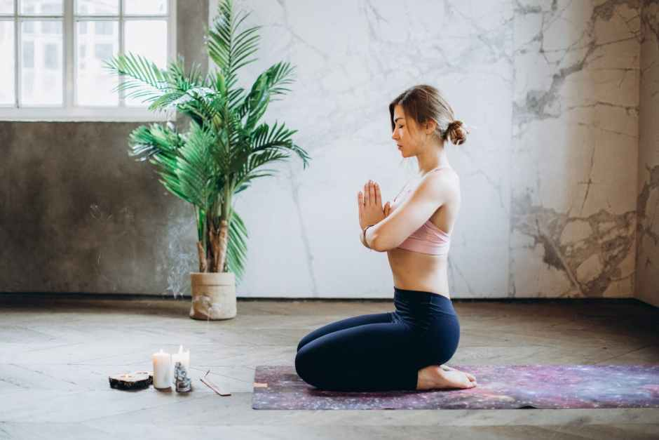 Yoga Practice for Your Mental Health