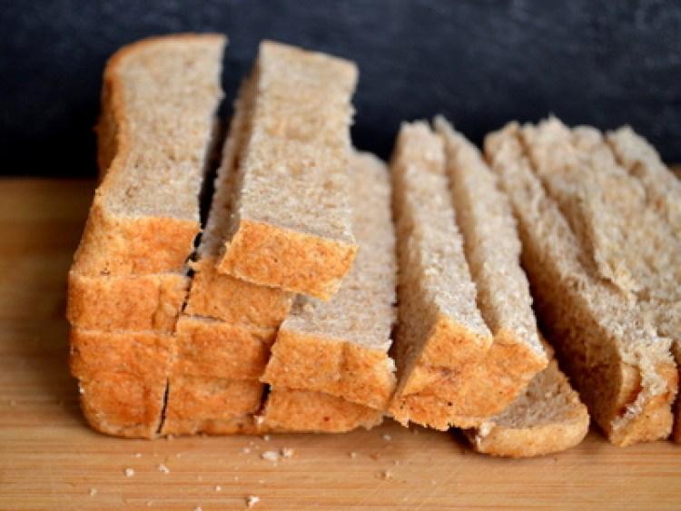 Strips of bread