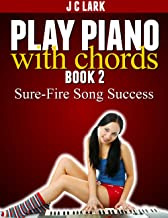 play piano with chords book one piano lesson book cover