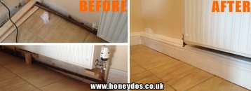BOXING IN AND SKIRTING