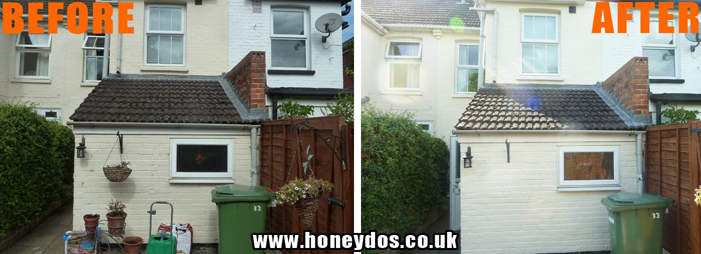 Exterior Painting Staining In Hampshire And Surrey