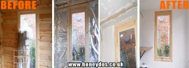 INSULATION, PLASTERBOARD & DECORATION