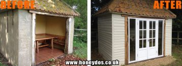 SUMMERHOUSE RENOVATION