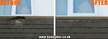 EXTERNAL TILE REPLACEMENT