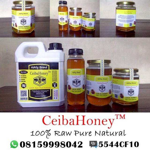 CeibaHoney ASHLIY Brand