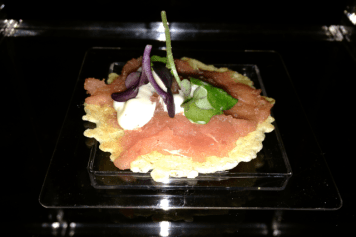 Petit Pois Catering - Tuna Tartare Sounds innocent enough, right? Wrong. Very likely the best tuna tartare I've had. EVER.