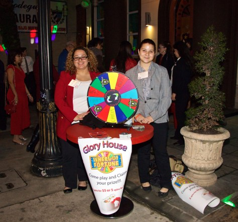 The Wheel of Good Fortune! Glory House of Miami Fundraiser @ La Bodeguita, Coral Gables