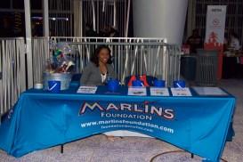 THANK YOU, MARLINS! @ Taste of Miami 2015