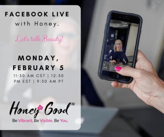 Facebook Live Invite