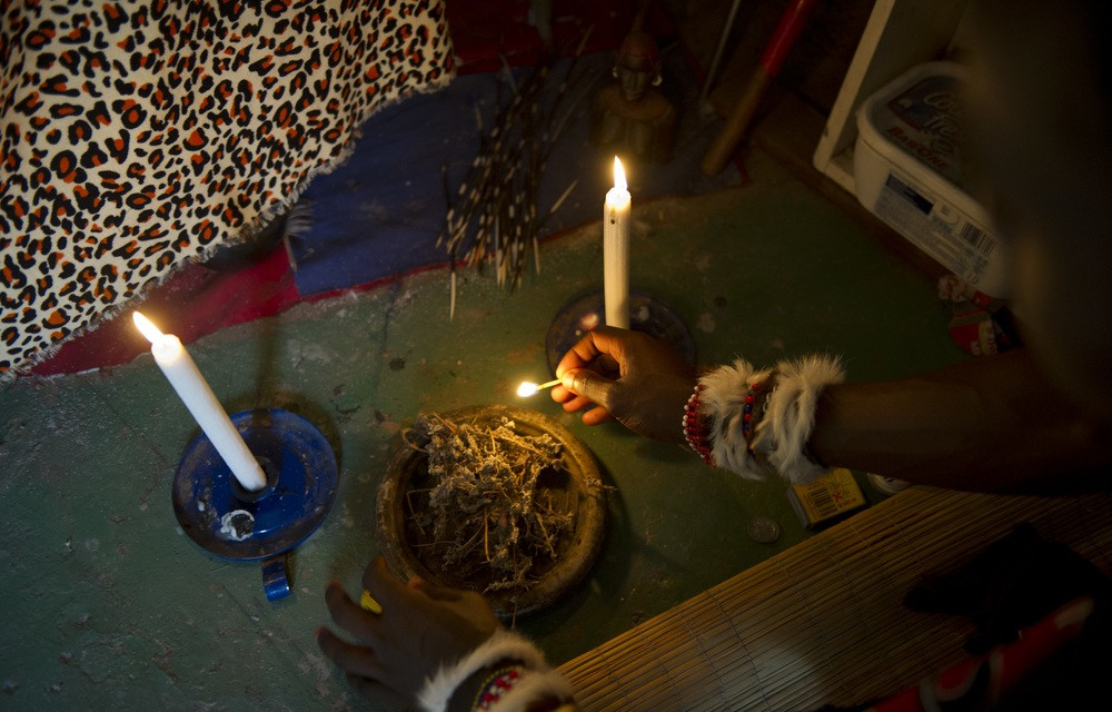 Most Powerful Traditional Healer