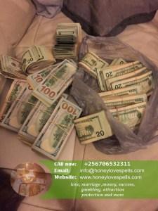 Money spells in Sweden