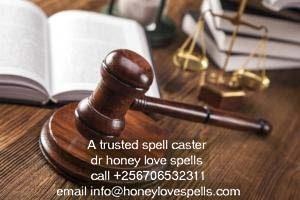 Divorce Court Case Spell in England