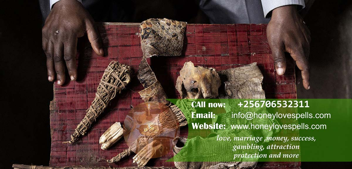 Read more about the article African witch doctor